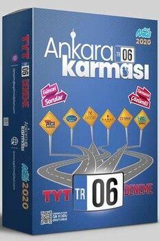 Ankara Karması TYT 06 Deneme