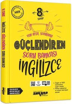 Ankara Yayıncılık 8. Sınıf İngilizce GüçlendirenSoru Bankası