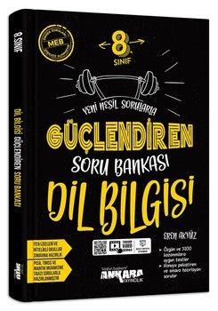 Ankara Yayıncılık 8. Sınıf Güçlendiren Dil Bilgisi Soru Bankası