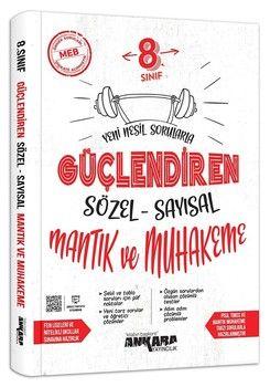 Ankara Yayıncılık 8. Sınıf Sayısal Sözel Muhakeme Güçlendiren Soru Bankası