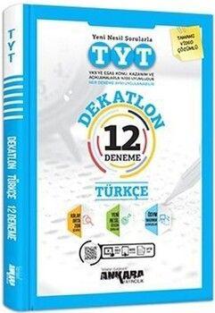Ankara Yayıncılık TYT Türkçe Dekatlon 12 Deneme