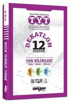 Ankara Yayıncılık TYT Fen Bilimleri Dekatlon 12 Denem