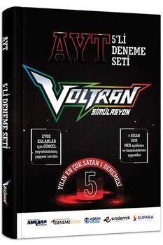 Ankara Yayıncılık AYT Voltran 5 li Deneme Seti