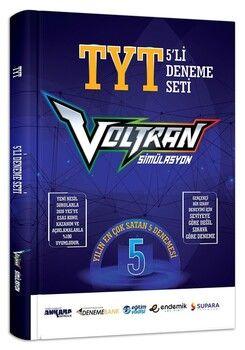 Ankara Yayıncılık TYT Voltran 5 li Deneme Seti