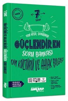 Ankara Yayıncılık 7. Sınıf Din Kültürü Güçlendiren Soru Bankası