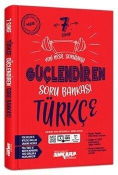 Ankara Yayıncılık 7. Sınıf Türkçe Güçlendiren Soru Bankası