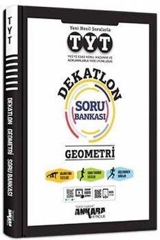 Ankara Yayıncılık TYT Geometri Dekatlon Soru Bankası