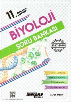 Ankara Yayıncılık 11. Sınıf Biyoloji Soru Bankası