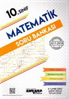 Ankara Yayıncılık 10. Sınıf Matematik Soru Bankası