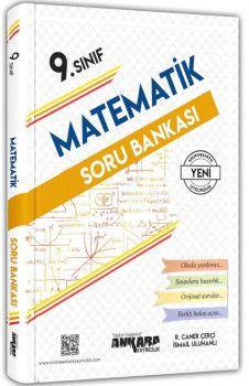 Ankara Yayıncılık 9. Sınıf Matematik Soru Bankası