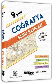 Ankara Yayıncılık 9. Sınıf Coğrafya Soru Bankası