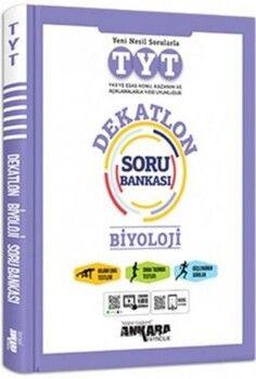 Ankara YayıncılıkTYT Biyoloji Dekatlon Soru Bankası