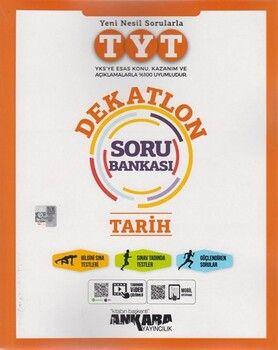 Ankara YayıncılıkTYT Tarih Dekatlon Soru Bankası