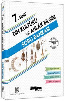 Ankara Yayıncılık 7. Sınıf Din Kültürü ve Ahlak Bilgisi Soru Bankası