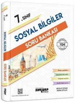 Ankara Yayıncılık 7. Sınıf Sosyal Bilgiler Soru Bankası