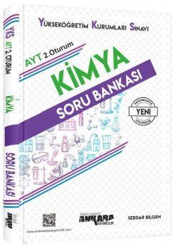 Ankara Yayıncılık YKS 2. Oturum AYT Kimya Soru Bankası