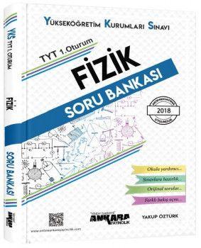 Ankara Yayıncılık YKS 1. Oturum TYT Fizik Soru Bankası