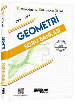 Ankara Yayıncılık YKS 1. ve 2. Oturum TYT AYT Geometri Soru Bankası