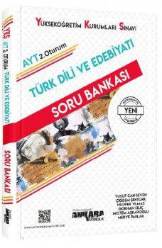 Ankara Yayıncılık YKS 2. Oturum AYT Türk Dili ve Edebiyatı Soru Bankası