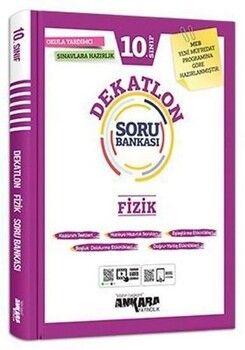 Ankara Yayıncılık 10. Sınıf Fizik Dekatlon Soru Bankası