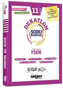 Ankara Yayıncılık 11. Sınıf Fizik Dekatlon Soru Bankası