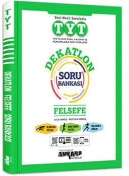Ankara Yayıncılık TYT Felsefe Dekatlon Soru Bankası