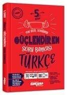 Ankara Yayıncılık 5. Sınıf Türkçe Güçlendiren Soru Bankası
