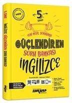 Ankara Yayıncılık 5. Sınıf İngilizce Güçlendiren Soru Bankası