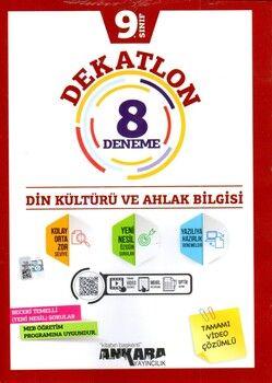 Ankara Yayıncılık 9. Sınıf Din Kültürü ve Ahlak Bilgisi Dekatlon 8 Deneme