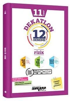 Ankara Yayıncılık 11. Sınıf Fizik Dekatlon 12 Deneme