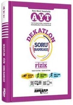 Ankara Yayıncılık AYT Fizik Dekatlon Soru Bankası