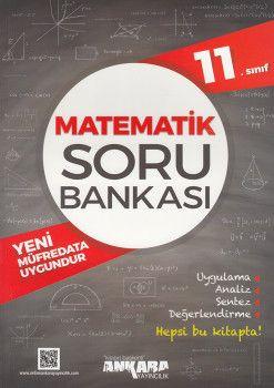 Ankara Yayıncılık 11. Sınıf Matematik Soru Bankası