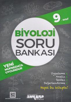 Ankara Yayıncılık 9. Sınıf Biyoloji Soru Bankası