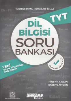 Ankara Yayıncılık TYT Dil Bilgisi Soru Bankası