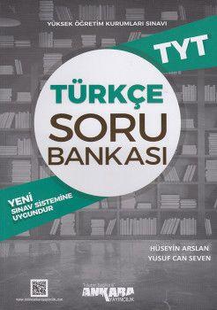 Ankara Yayıncılık TYT Türkçe Soru Bankası