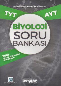 Ankara Yayıncılık TYT AYT Biyoloji Soru Bankası