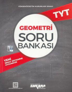 Ankara Yayıncılık TYT Geometri Soru Bankası