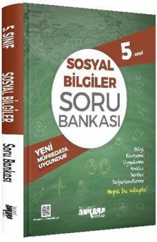 Ankara Yayıncılık 5. Sınıf Sosyal Bilgiler Soru Bankası