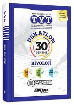 Ankara Yayıncılık TYT Biyoloji Dekatlon 30 Deneme