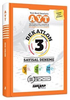 Ankara Yayıncılık AYT Sayısal Dekatlon 3 Deneme