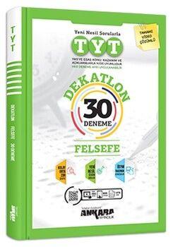 Ankara Yayıncılık TYT Felsefe Dekatlon 30 Deneme