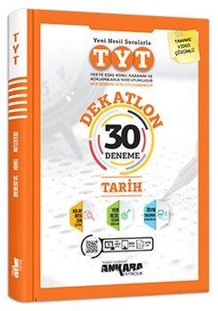 Ankara YayıncılıkTYT Tarih Dekatlon 30 Deneme