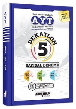 Ankara Yayıncılık AYT Sayısal 5 Dekatlon Deneme
