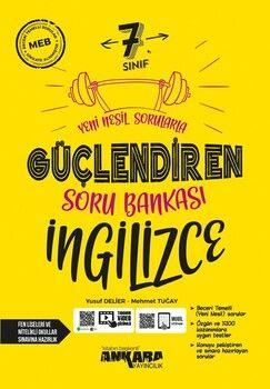 Ankara Yayıncılık 7. Sınıf İngilizce Güçlendiren Soru Bankası