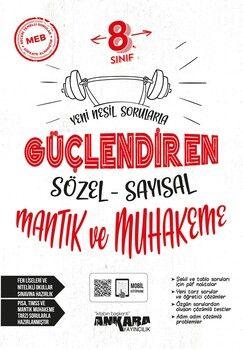 Ankara Yayıncılık 8. Sınıf Sözel Sayısal Mantık ve Muhakeme Güçlendiren Soru Bankası