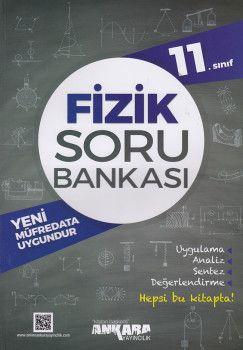 Ankara Yayıncılık 11. Sınıf Fizik Soru Bankası