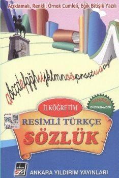 Ankara Yıldırım Yayınları İlköğretim Resimli Türkçe Sözlük