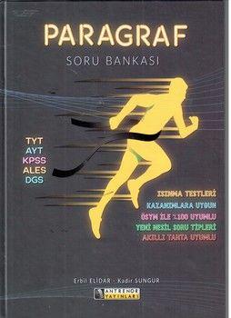 Antrenör Yayınları TYT AYT KPSS ALES DGS Paragraf Soru Bankası
