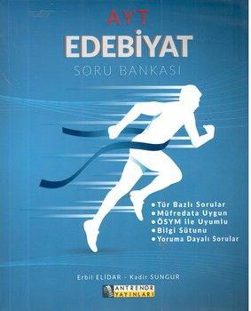 Antrenör Yayınları AYT Edebiyat Soru Bankası