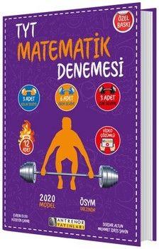 Antrenör Yayınları TYT Matematik Denemeleri